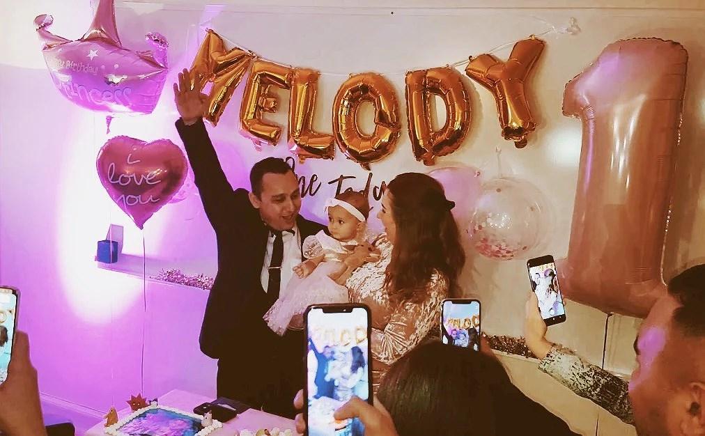 Melodys 1-års fest