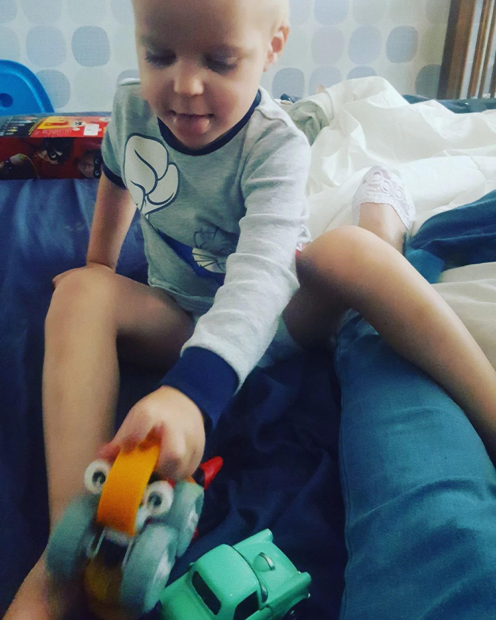 Grattis älskade 3 åring