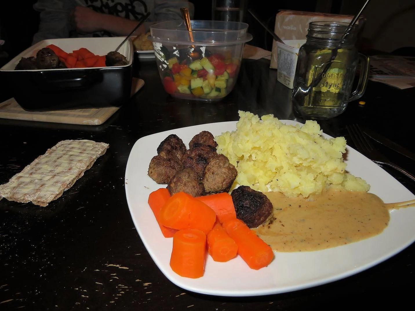 Lite smak av Sverige