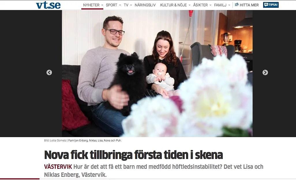 Nova i Västerviks Tidningen