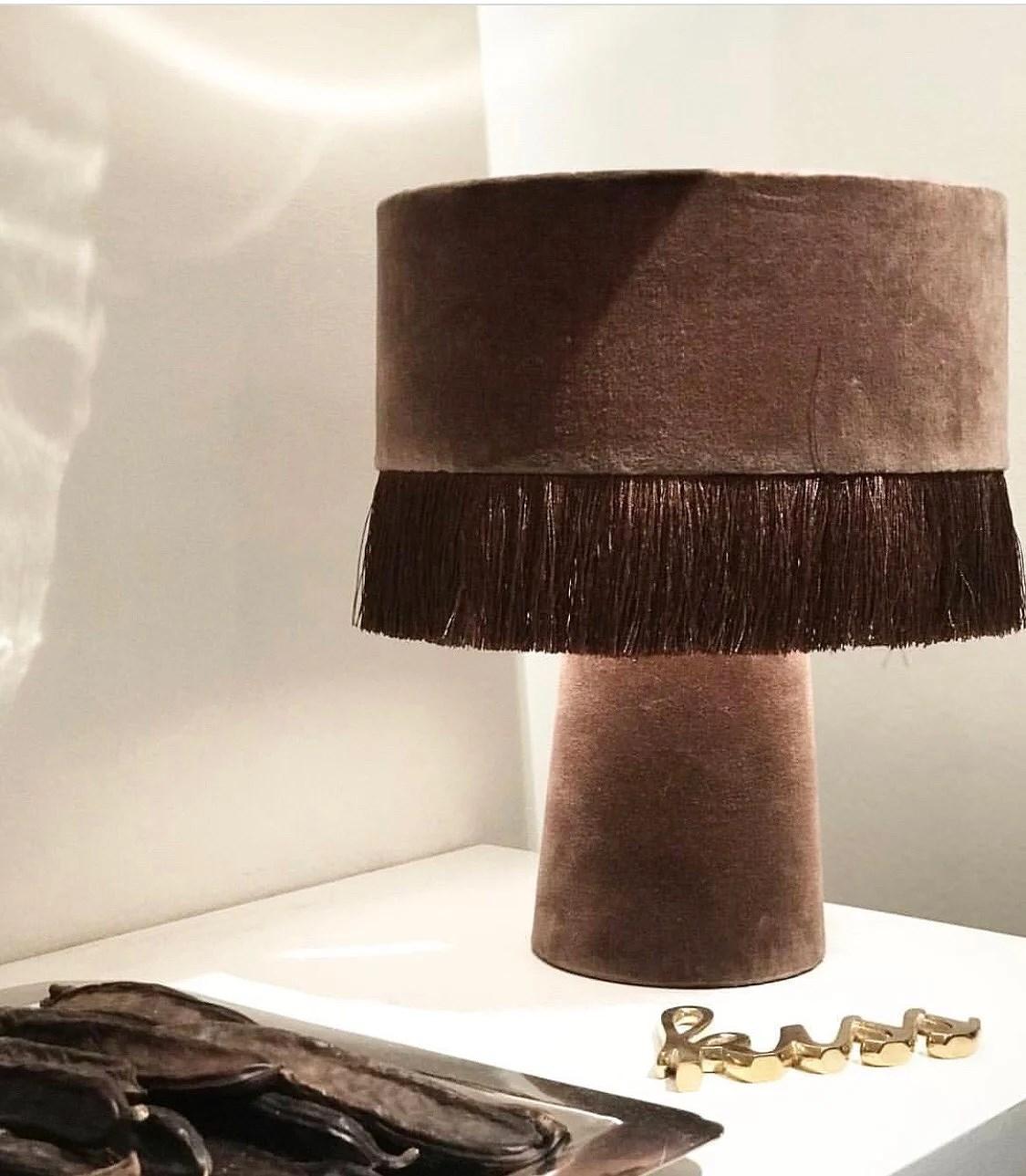 Lampa i sammet