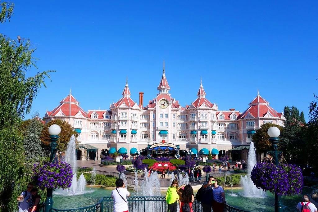 Disneyland Paris!!!!