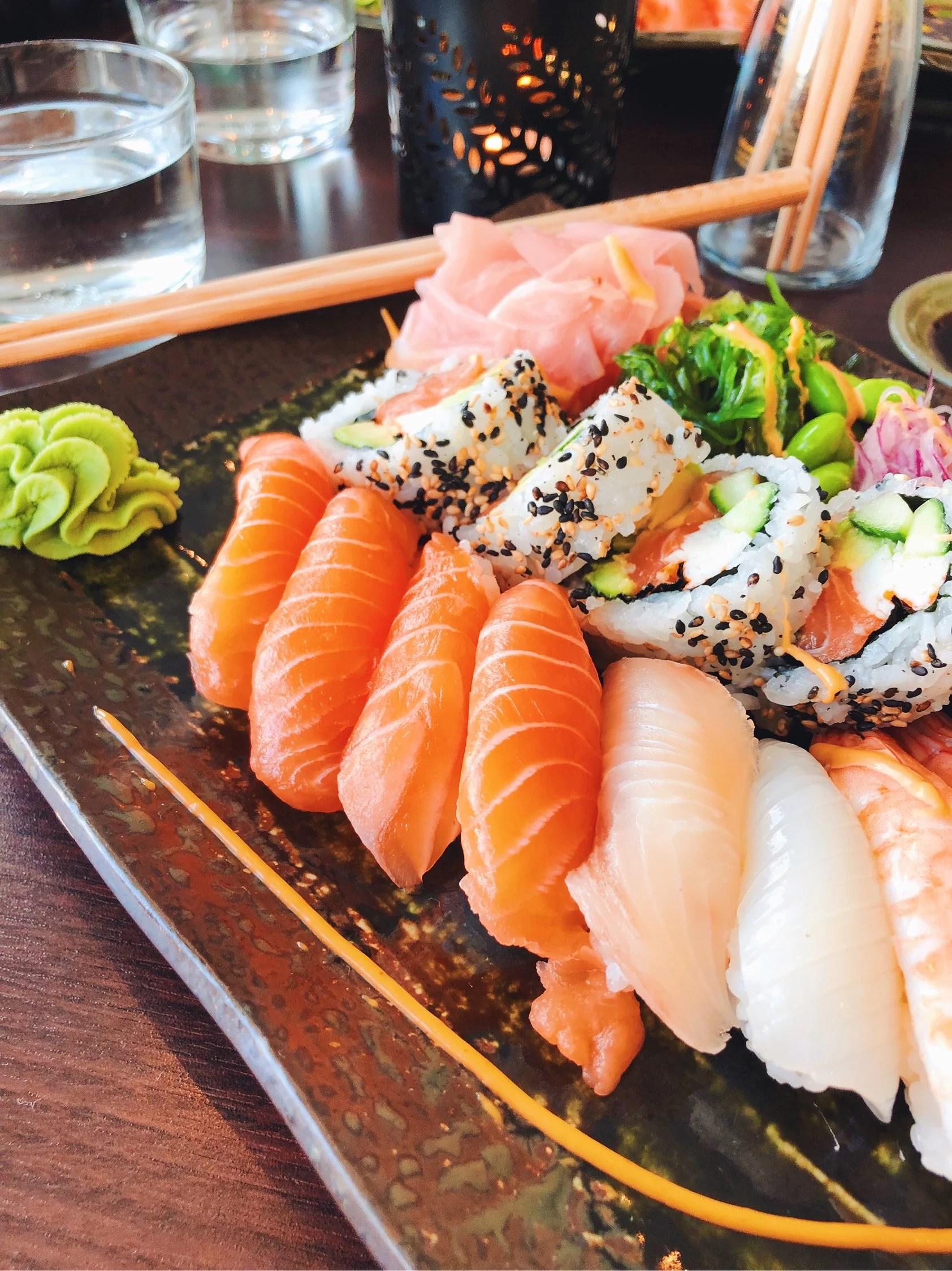 10 saker du inte visste om sushi