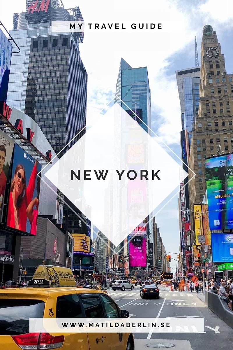Reseguide New York