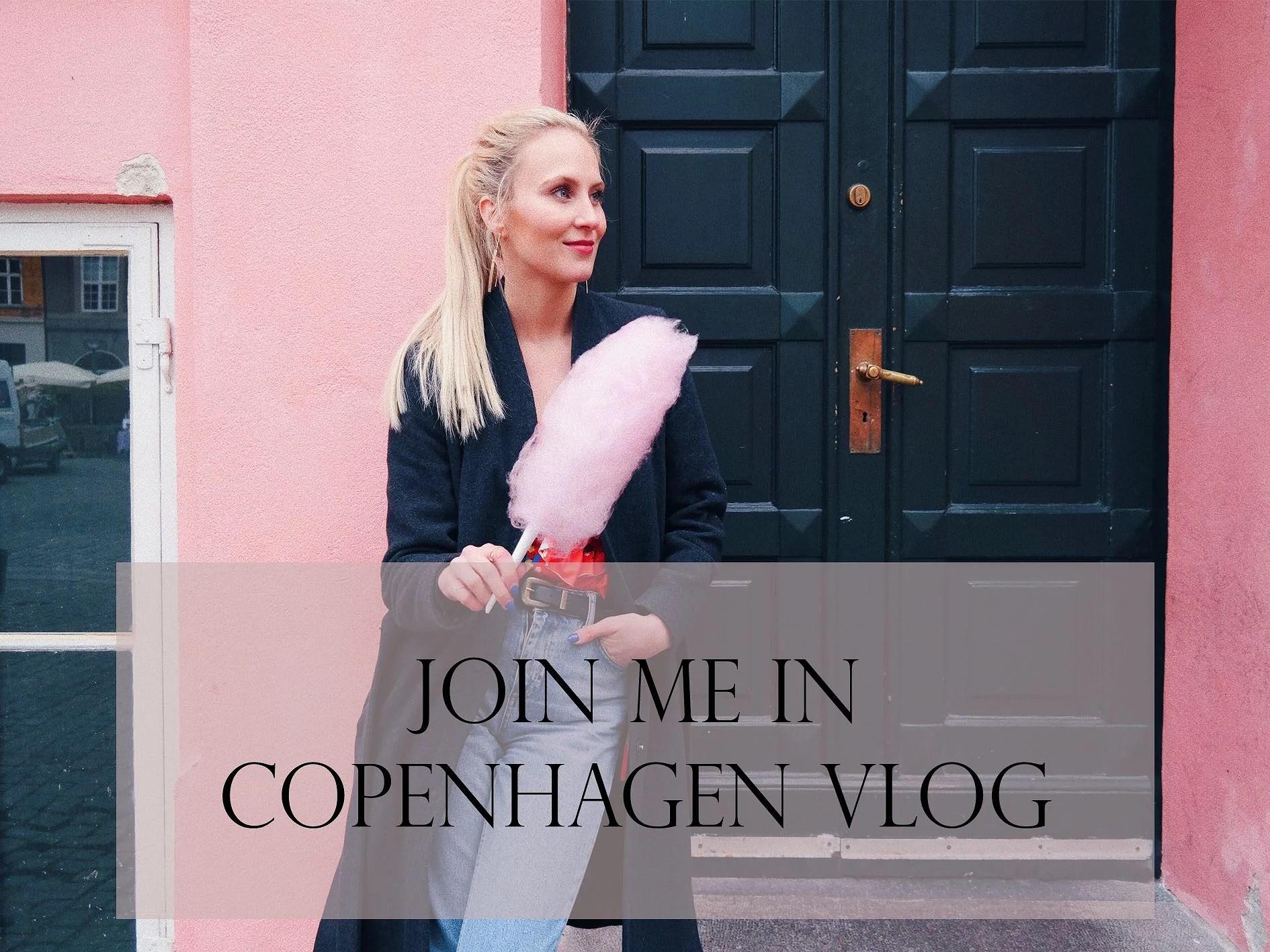 Video // Work trip to Copenhagen, press day & events
