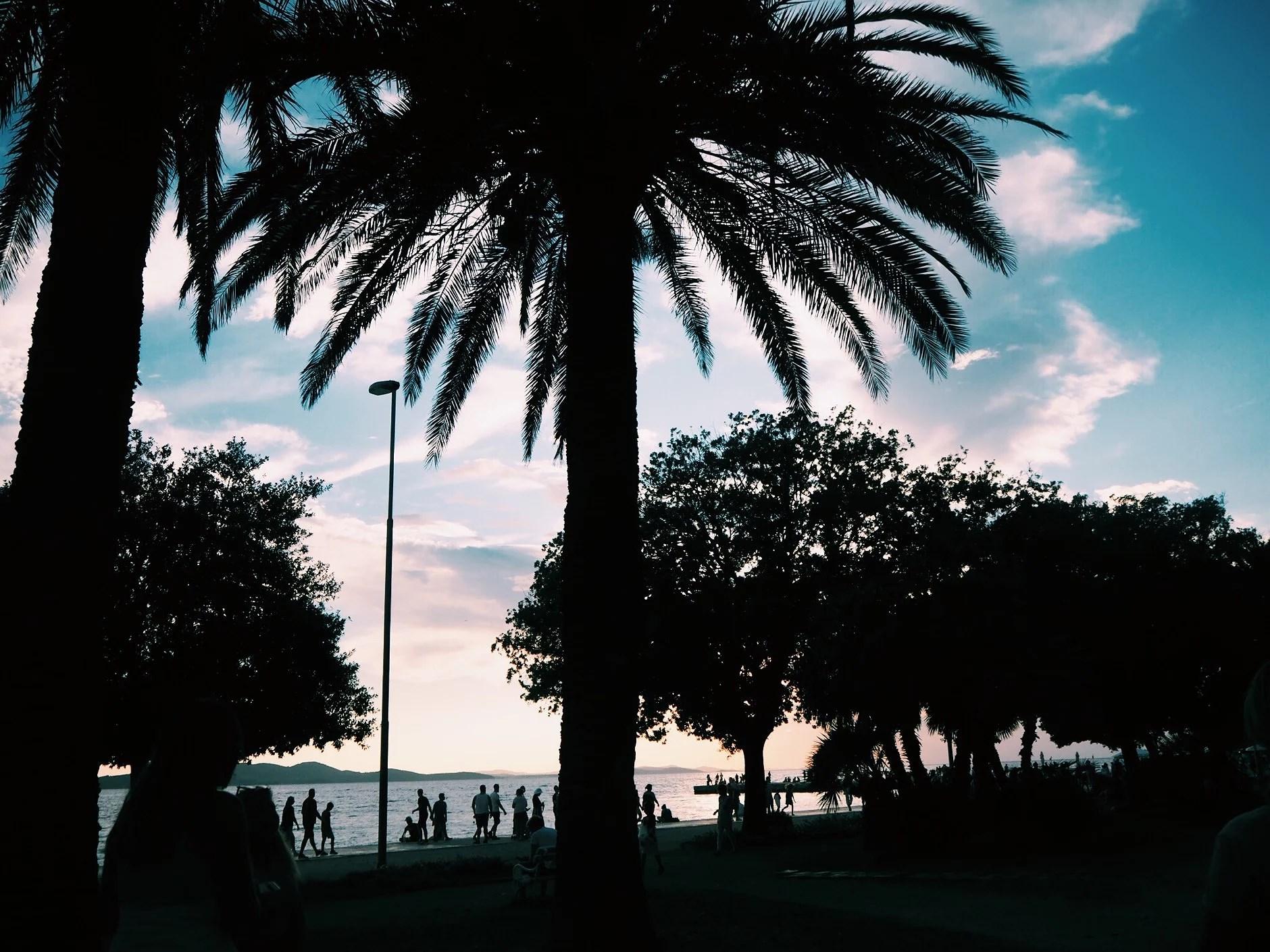 Zadar, på återseende