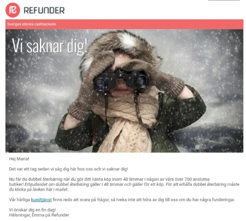 Refunder/OKQ8