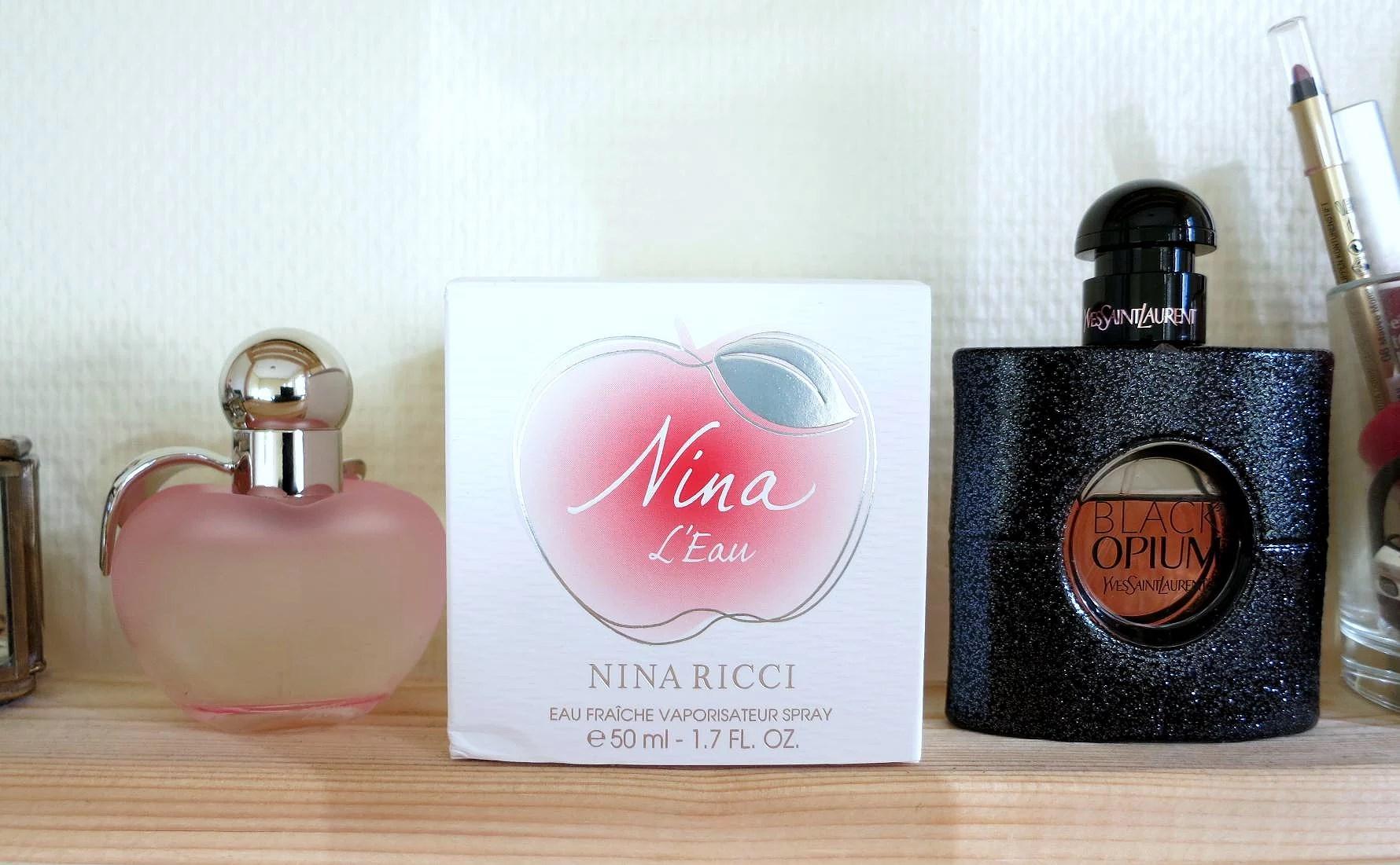 Nytt i parfymhyllan, Nina Ricci