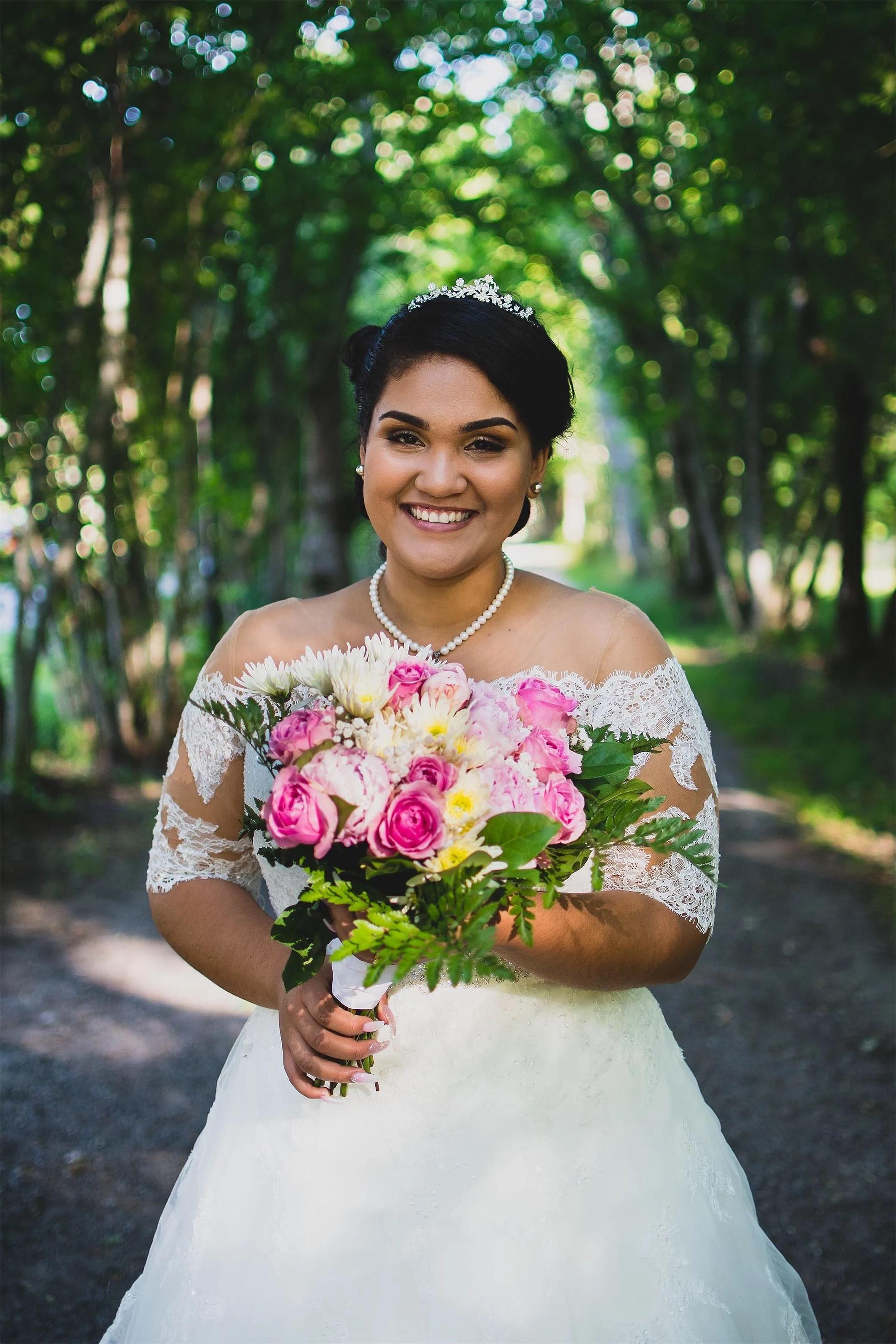 Bröllopet: del 3 - Porträtt