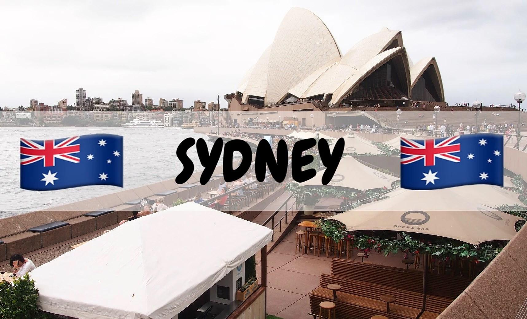 VIDEO | SYDNEY - HARBOUR BRIDGE