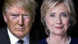 "Realitysåpan ""det amerikanska valet"""