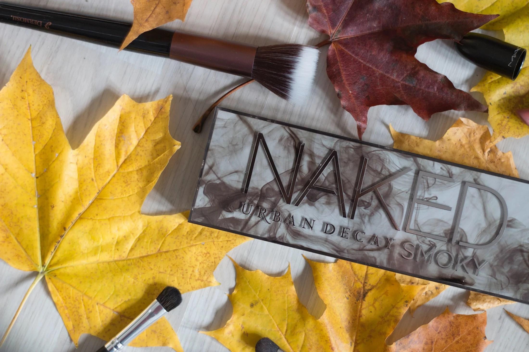 Urban Decay - Naked Smoky Palette