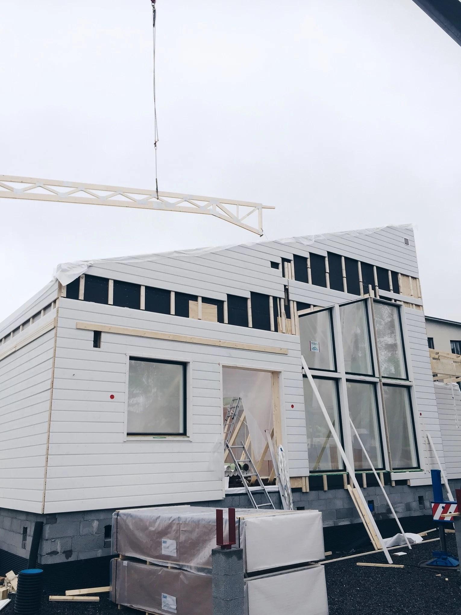 HUSBYGGET STEG FÖR STEG, DEL TVÅ