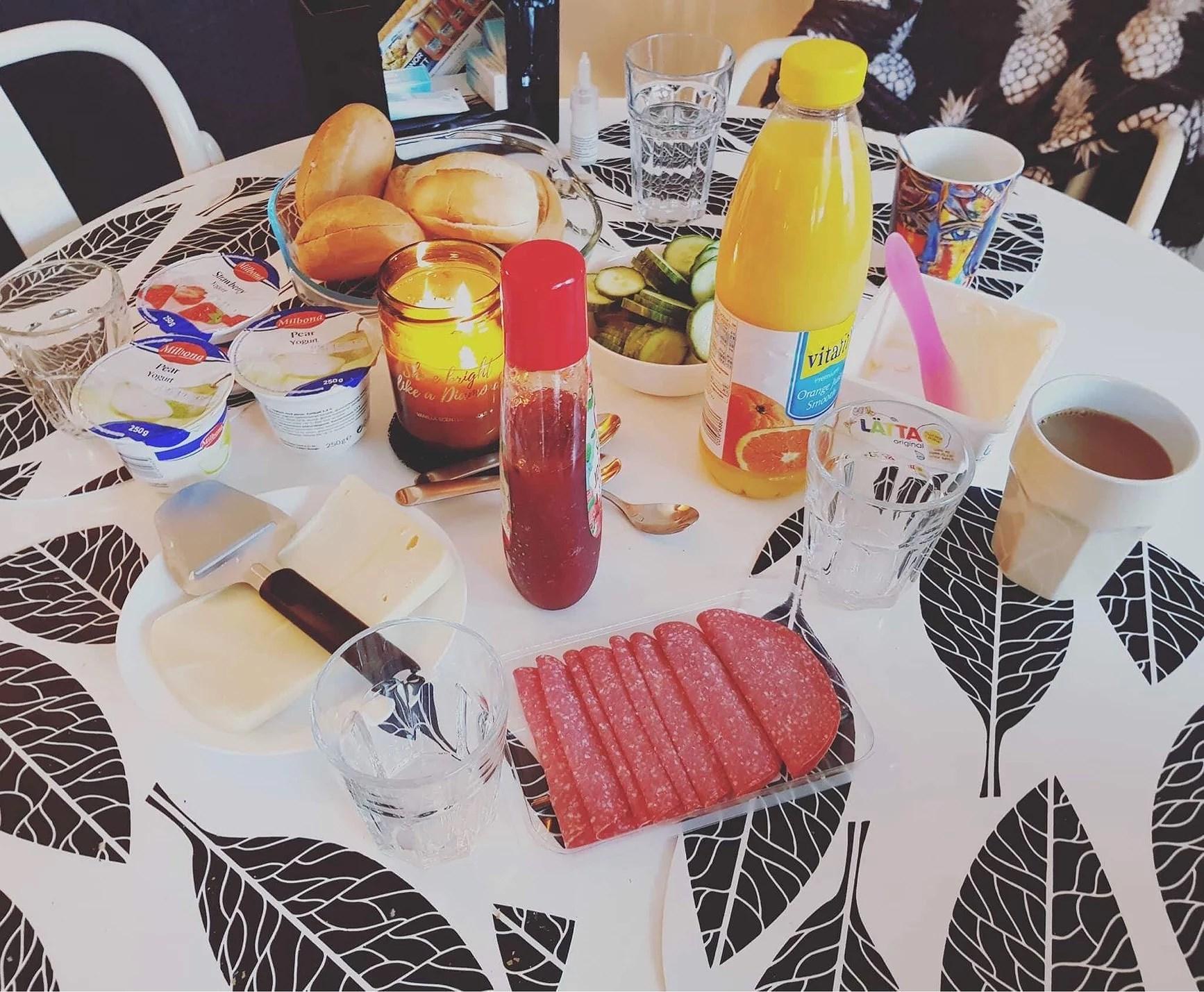 Frukostdejt!