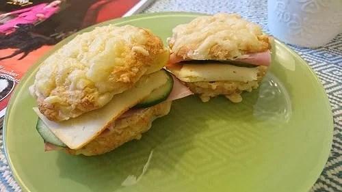 Go'frulle med LcHf ost-frallor
