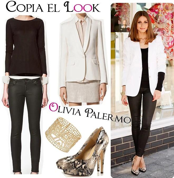 Copia el Look de Olivia Palermo - Copy the Olivia Palermo Look