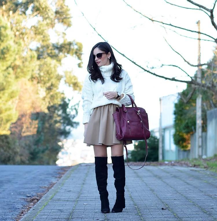 Zara_Skirt_Falda_Botas-altas_ootd_fashion_boots_okeysi_burdeos_05