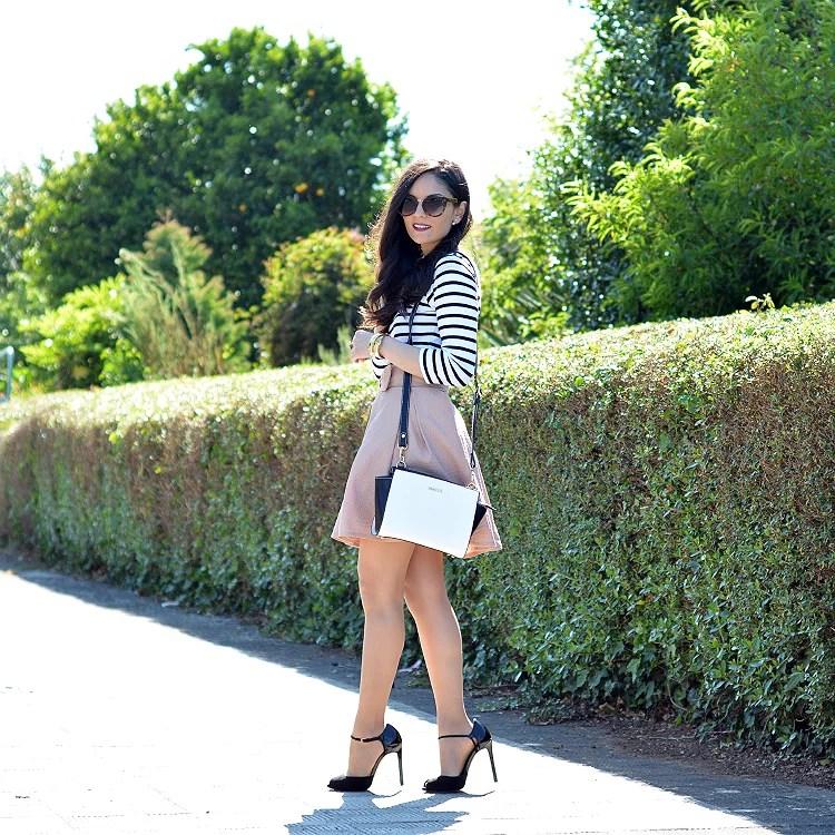 zara_chicwish_ootd_outfit_como_combinar_stripes_falda_05