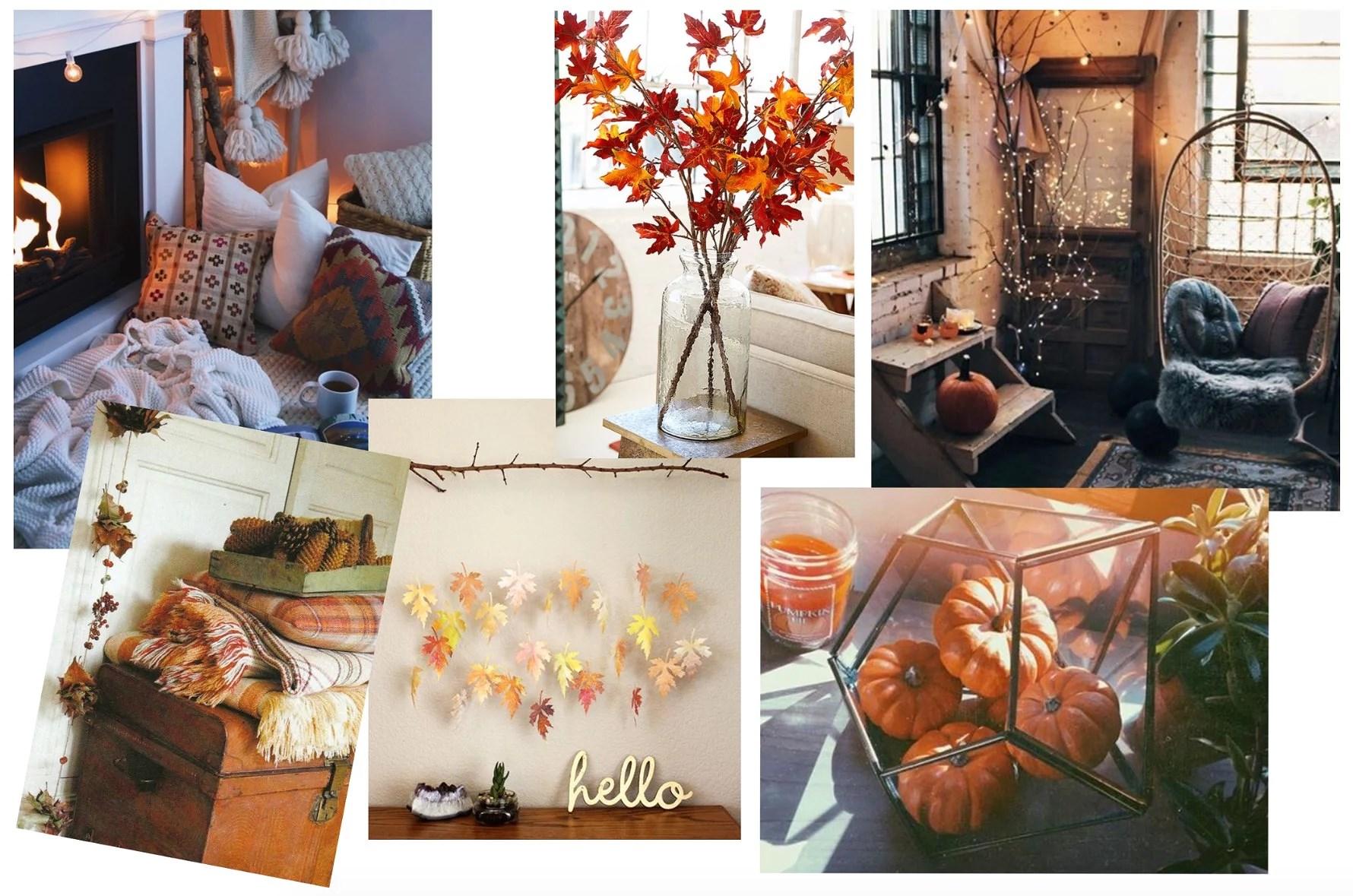 Autumn Decor Inspiration
