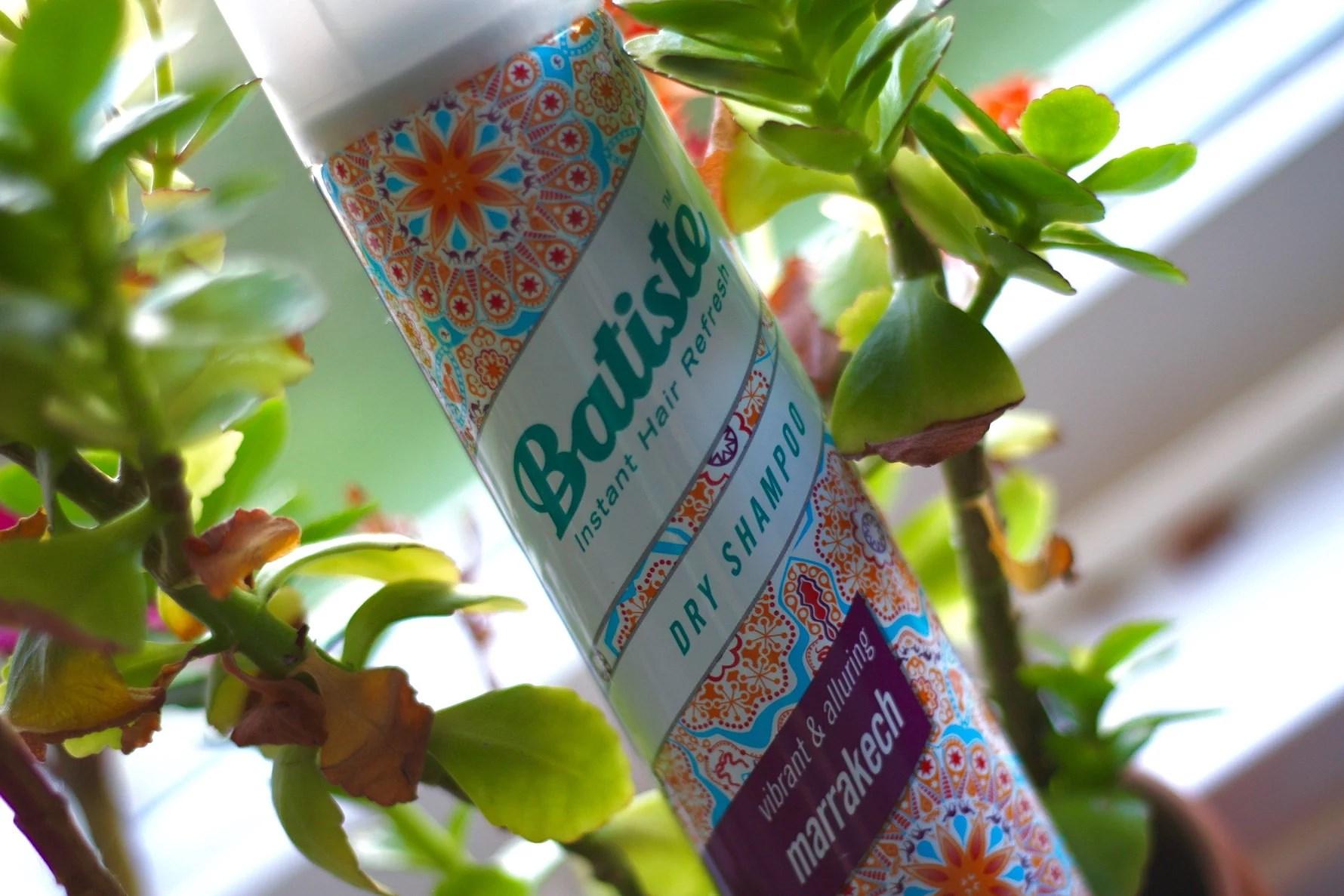 Marrakech Batiste Dry Shampoo