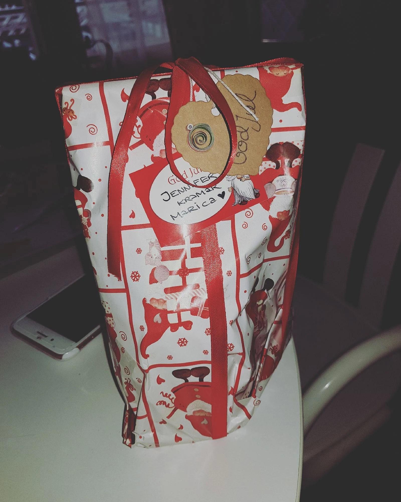 Julklapp? Till mig?