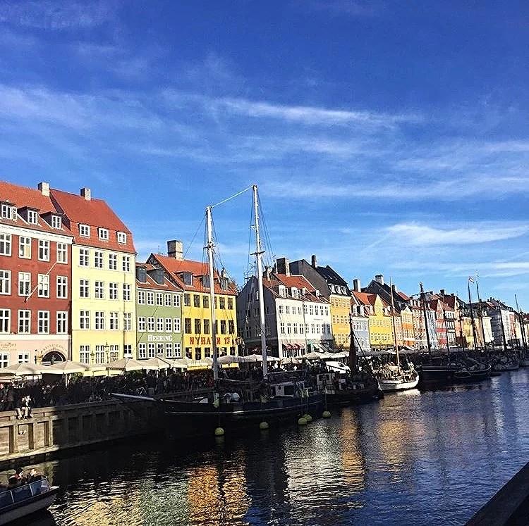 En dag i Copenhagen