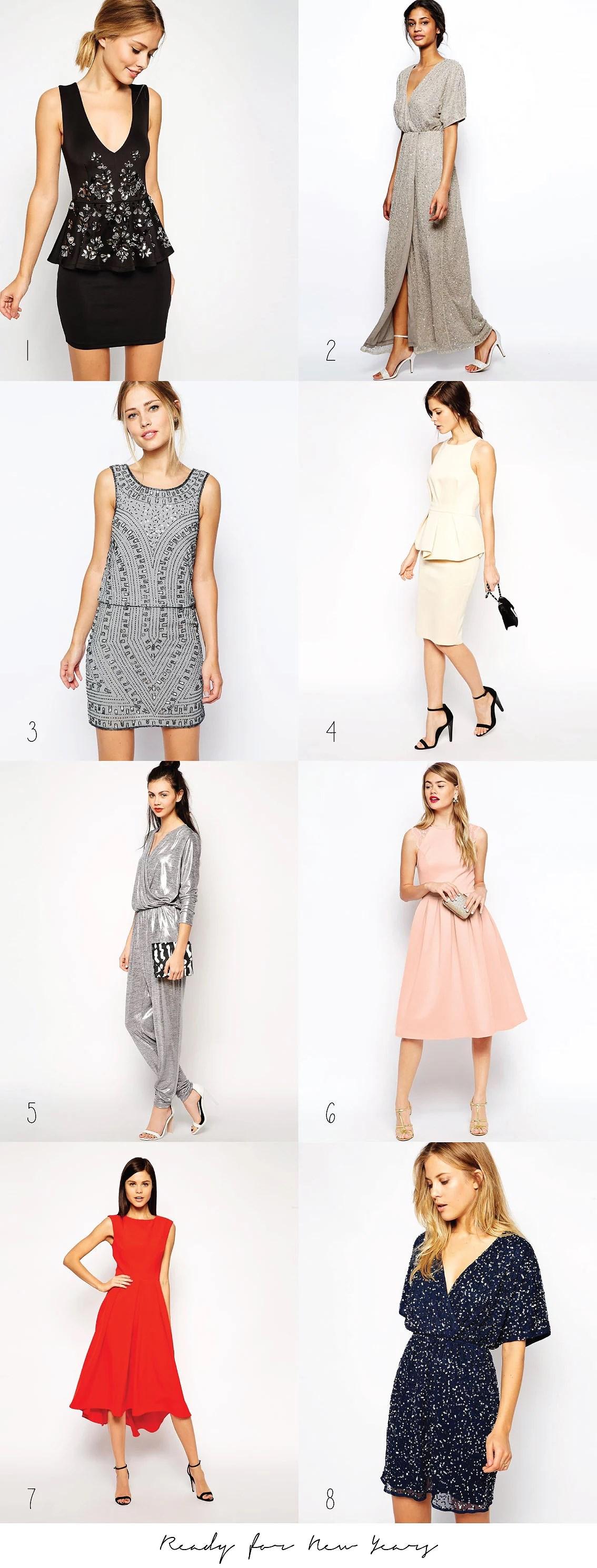 It's My Passions, modeblogger, Julie Mænnchen, Nytårskjoler, Flotte nytårskjoler