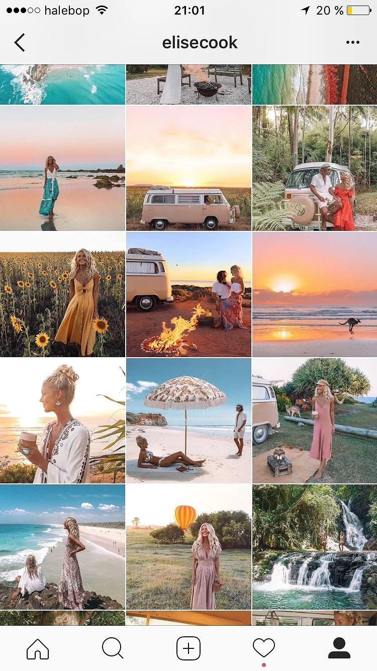 Inspirerande instagram-konton!