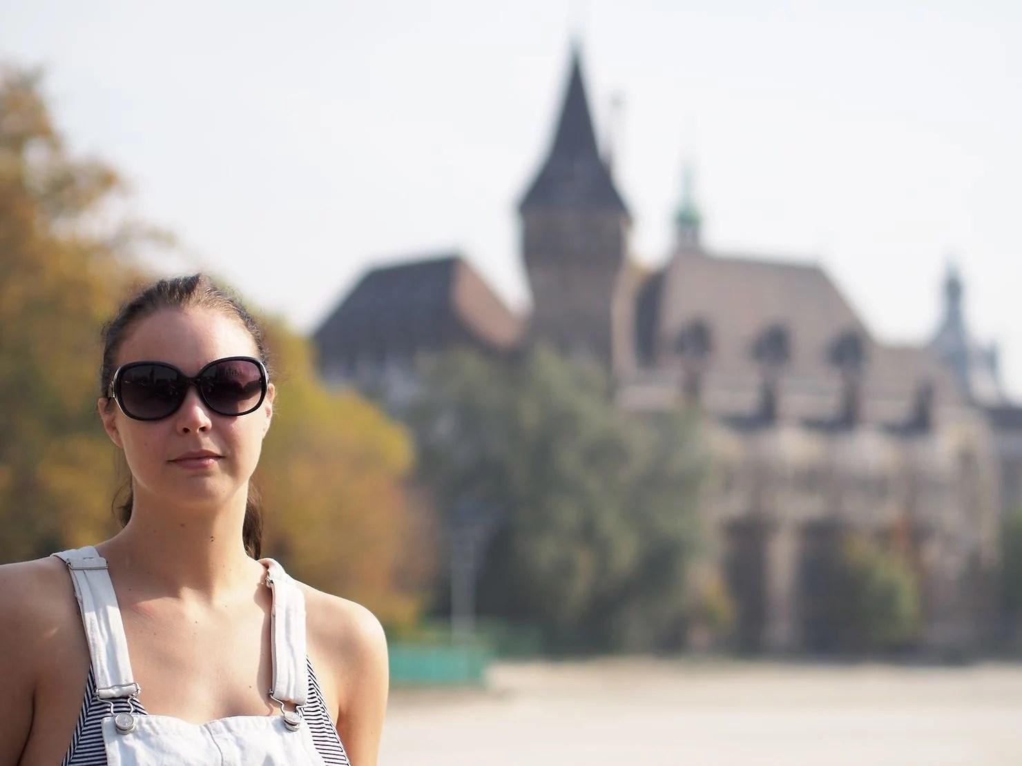 Höstsemester i Budapest del 2