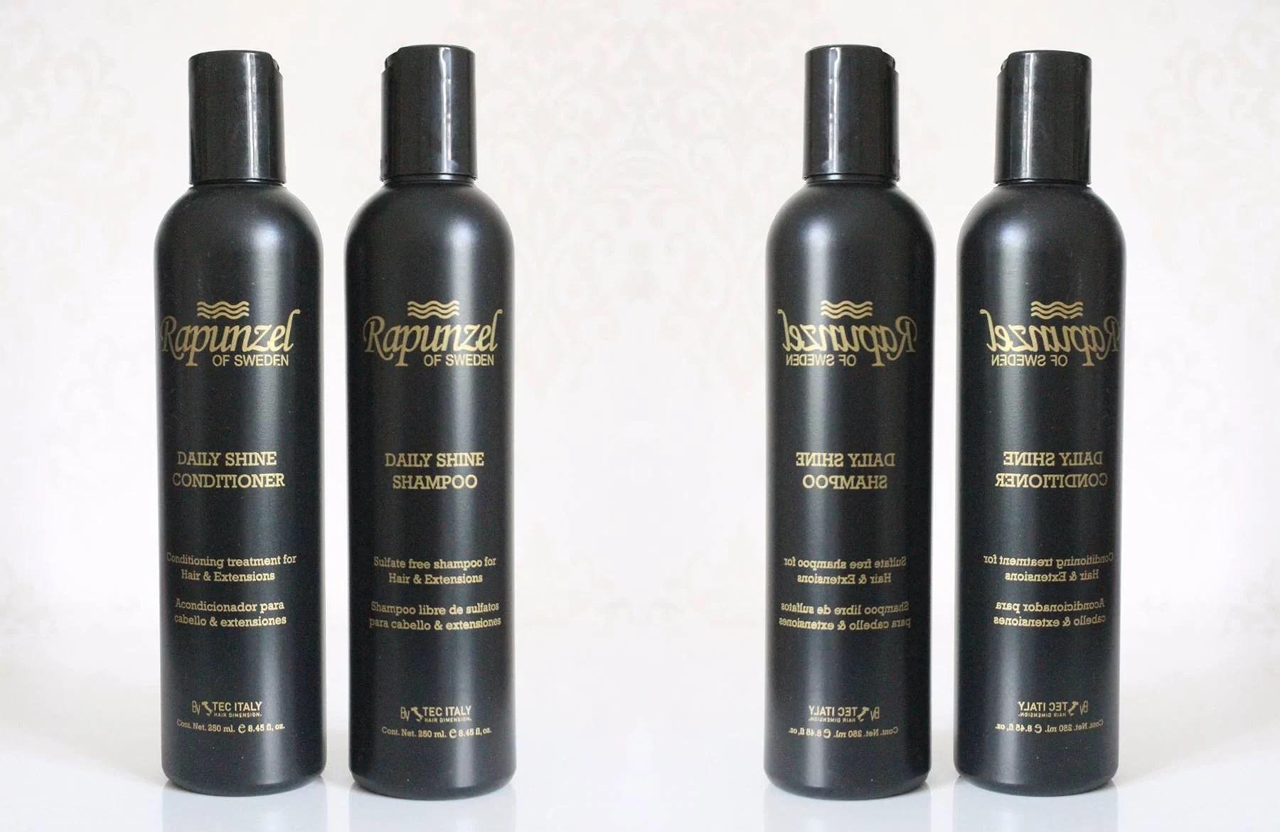 Shampoo & balsam för löshår