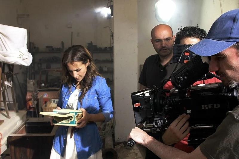Paula Echevarria y Vulnerables