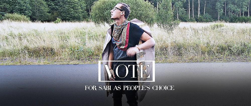 Rösta på mig i People's choice