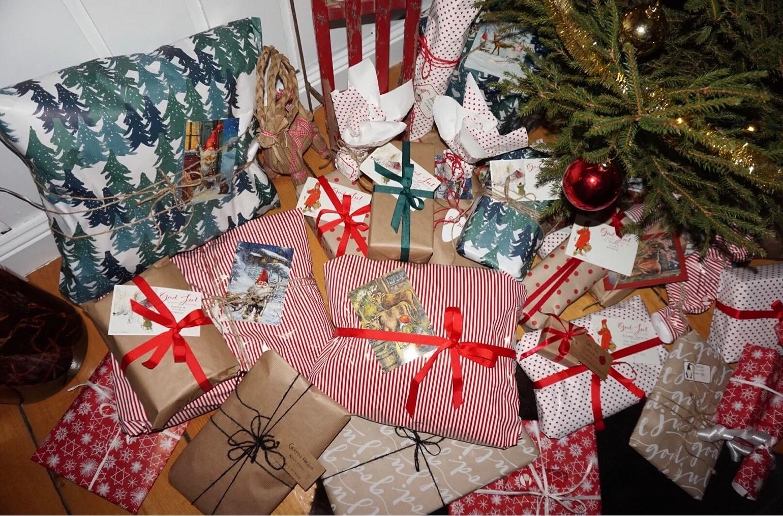 Snart jul