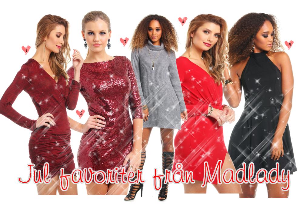 Julfavoriter från Madlady