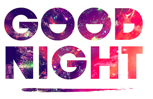 137177-Goodnight