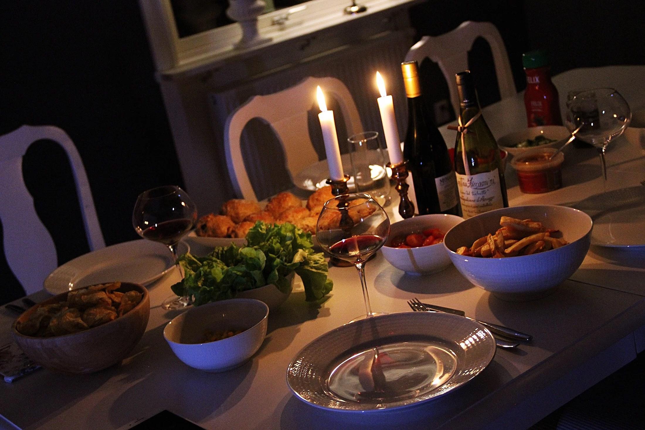 Middag med Josse & Olle
