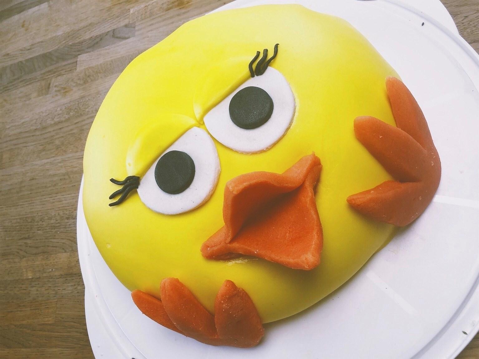 Kycklingtårta