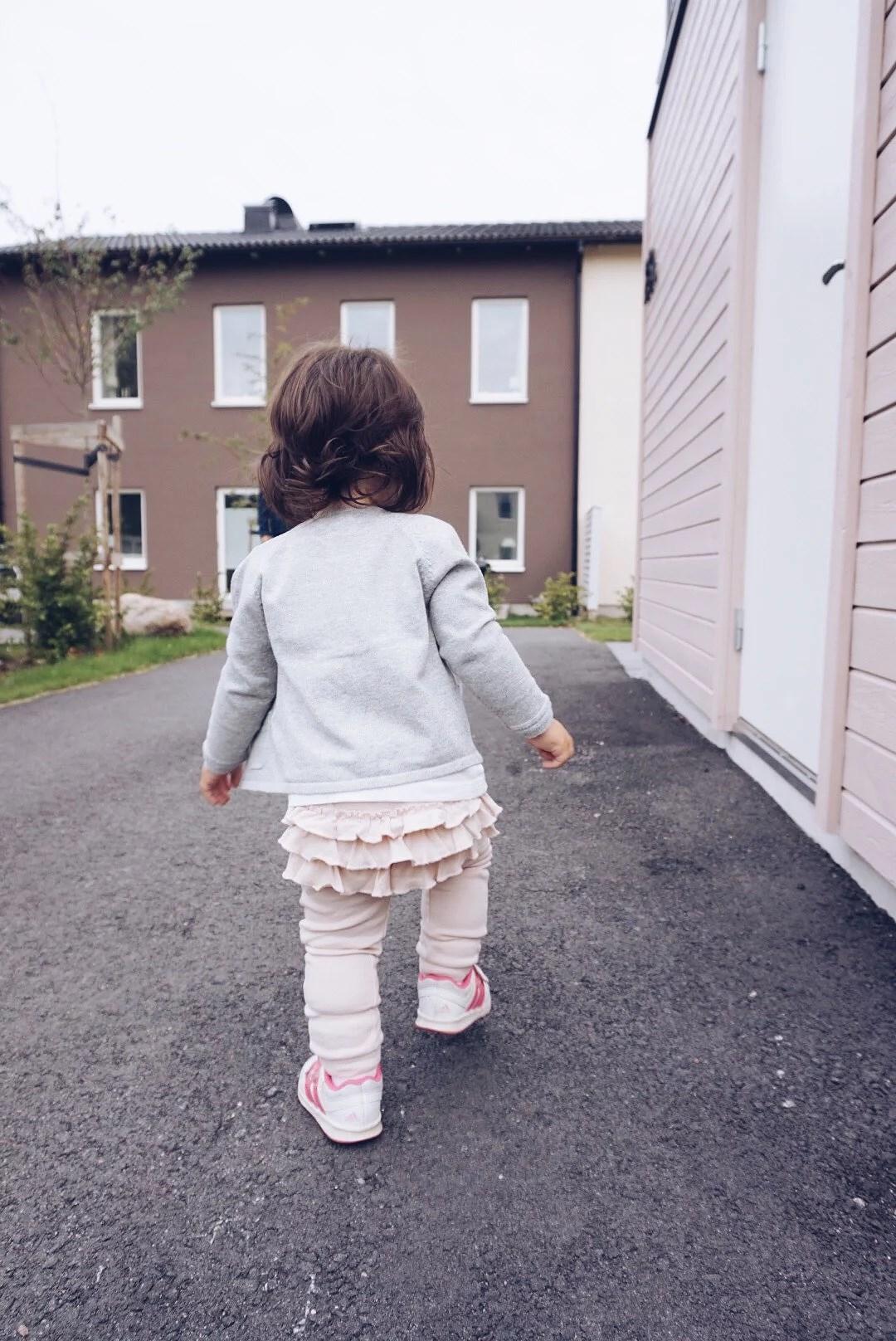 Första dagen på förskolan!