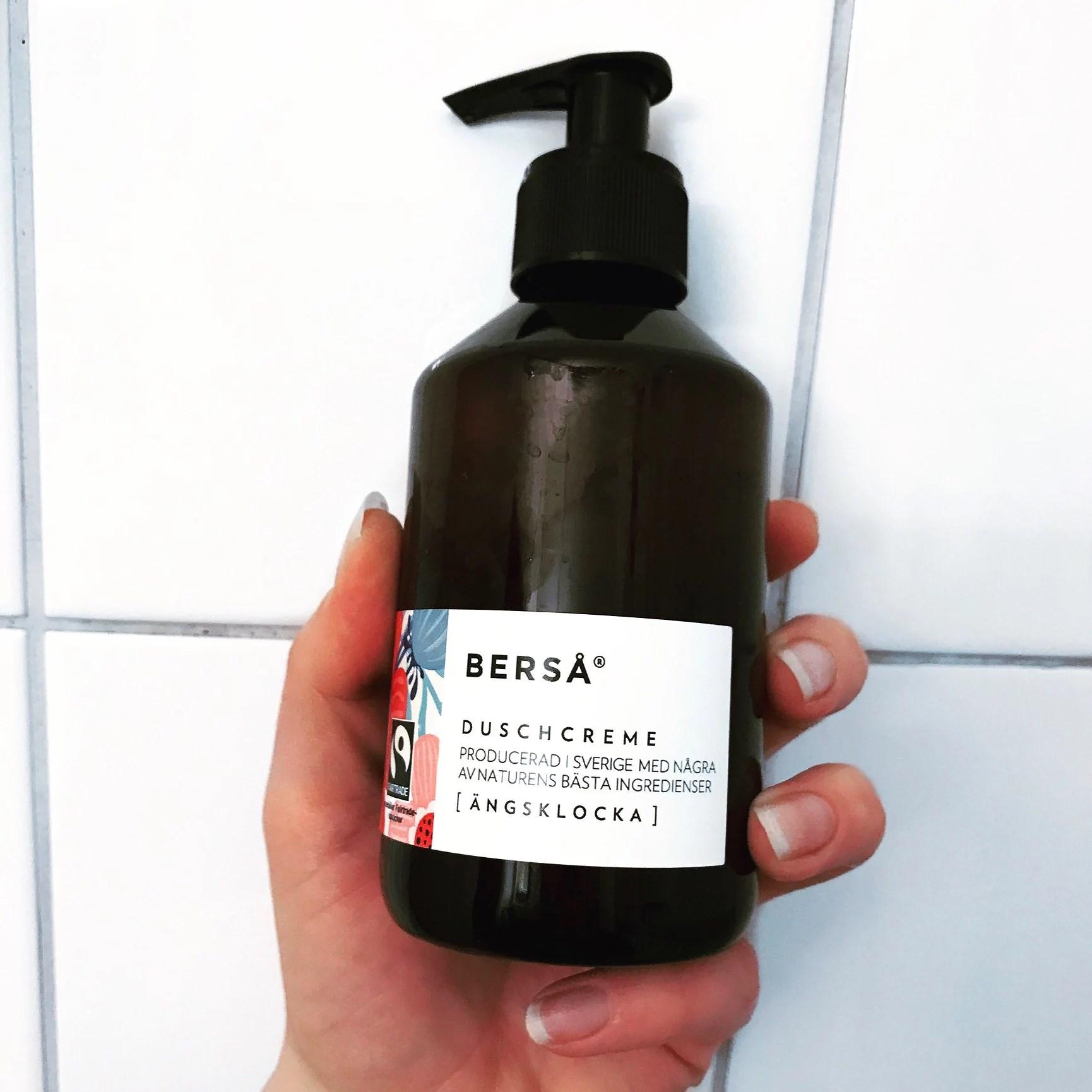 Lite manligt i duschen!