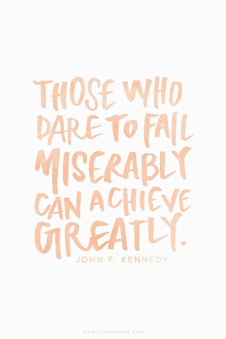 Those who dare...