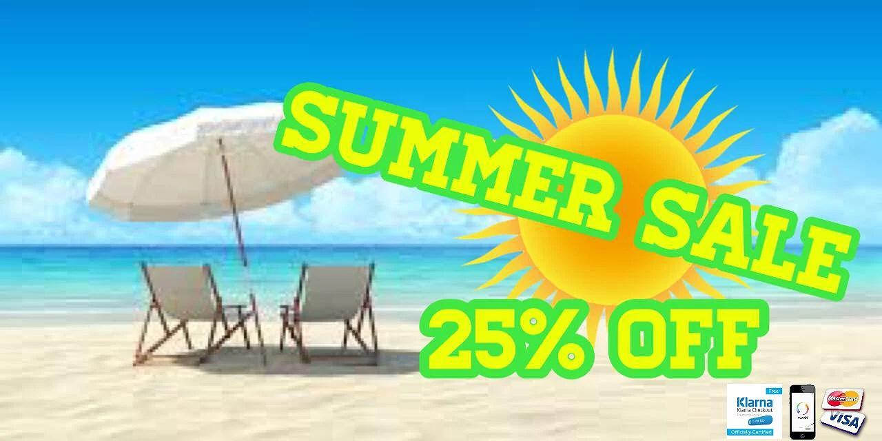 VEM ÄLSKAR INTE SUMMER SALE?!