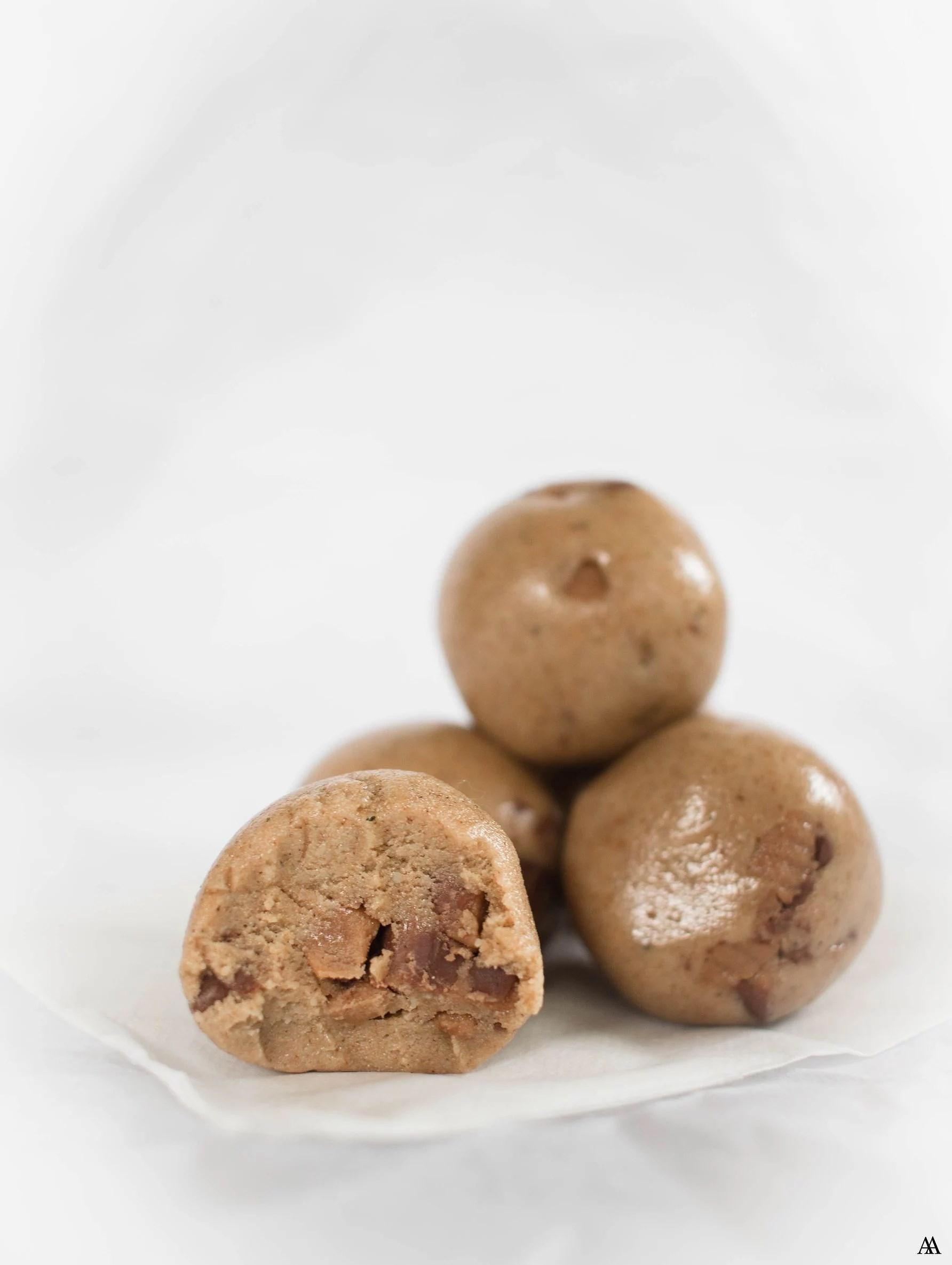 Toffee Balls