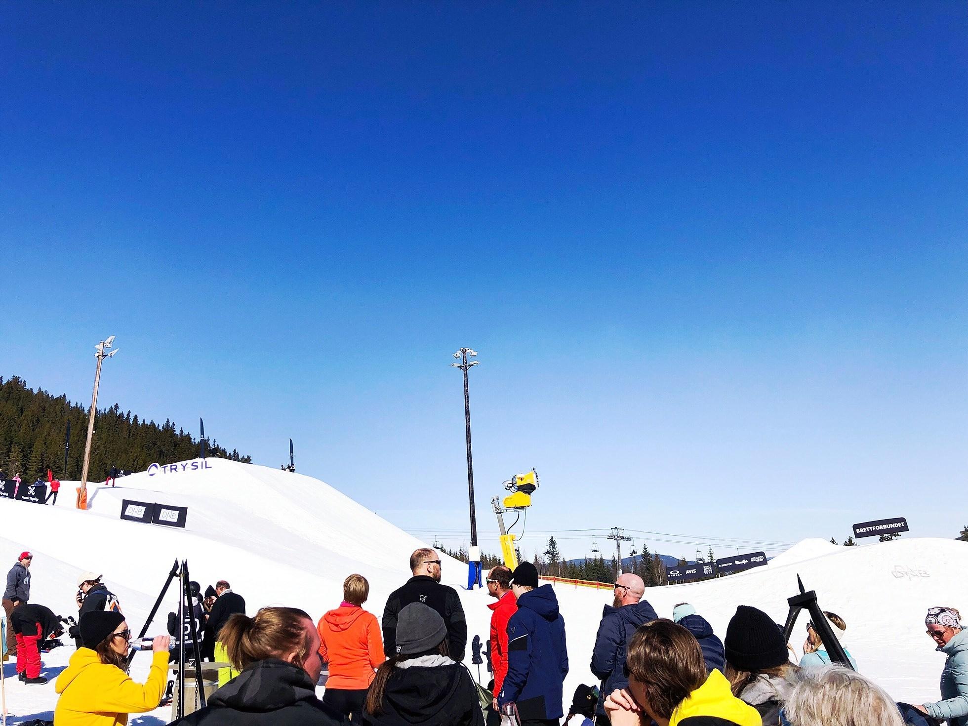 Snowboard NM & utgång