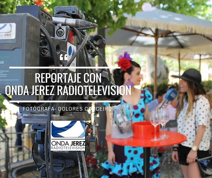 Reportaje con Onda Jerez RadioTelevisión