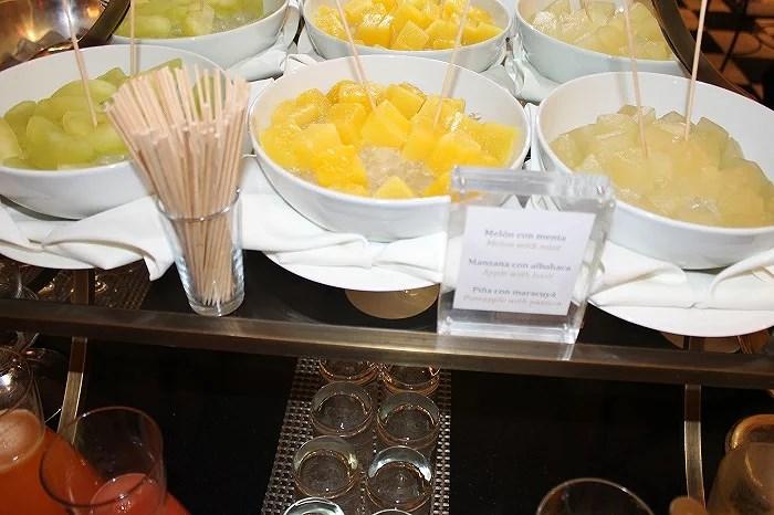 Desayuno Buffet Hotel Palace Barcelona