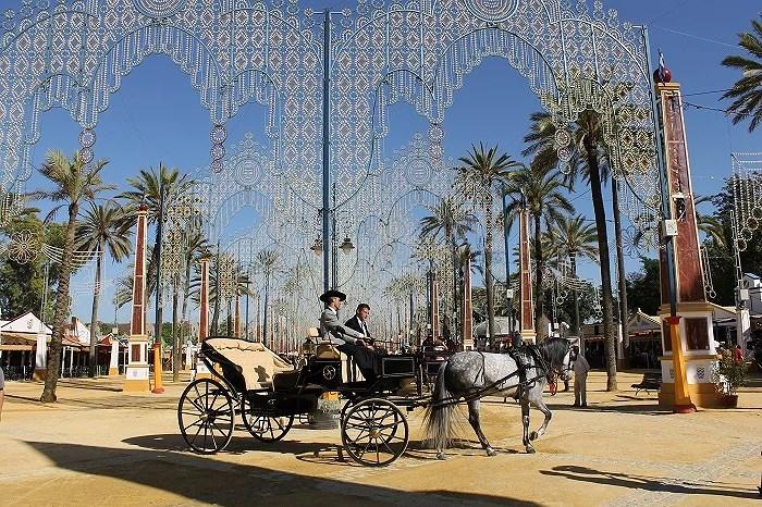 Espectacular Feria de Jerez