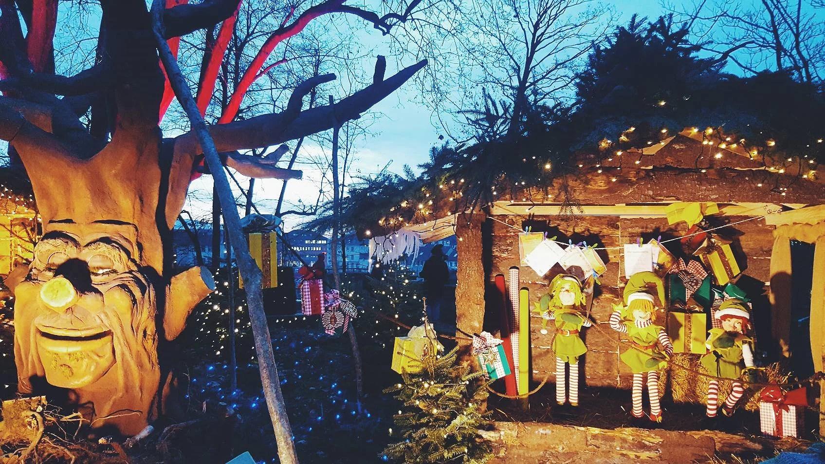 Weihnachtsarkt, offenburg, og