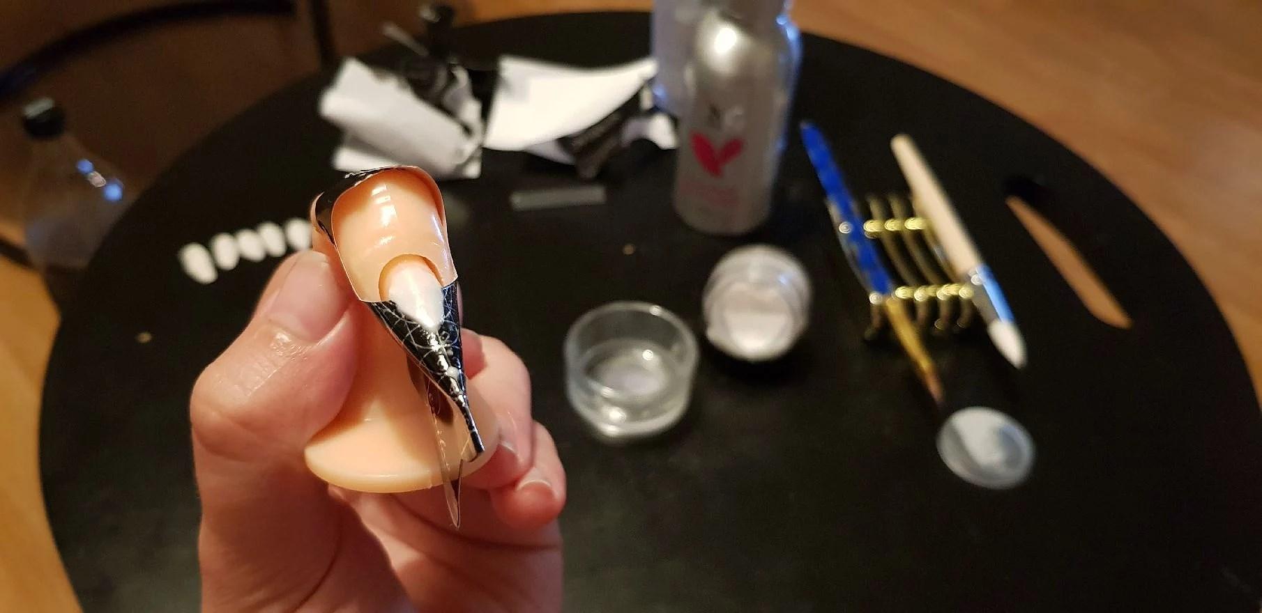 Amateur Akryl Nails Training