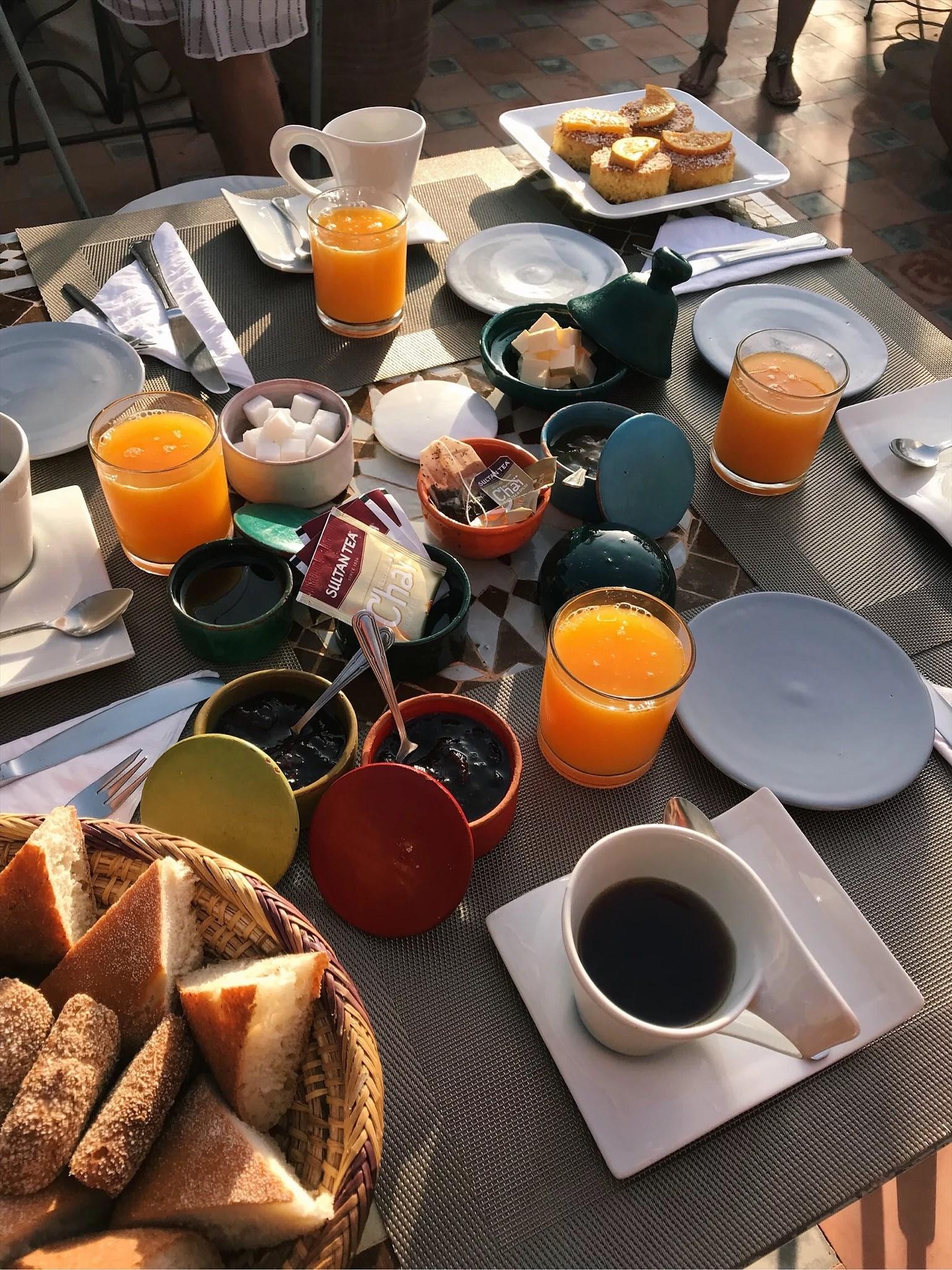 Livets frukost