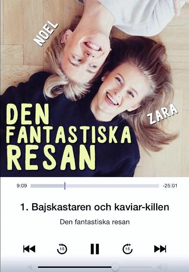 den fantastiska resan podcast